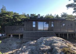 Hytte Skjærhalden