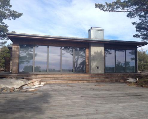 Hytte Spjærøy
