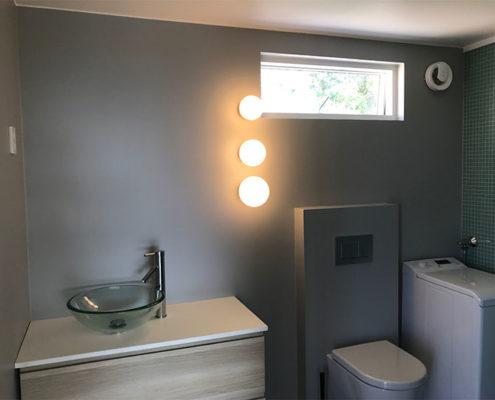 Hytte mørvika toalett